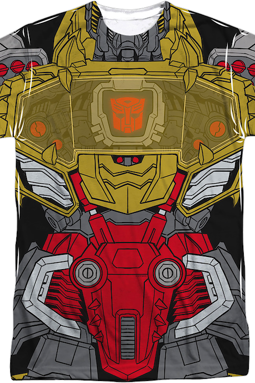 Transformers Grimlock Costume T-Shirt