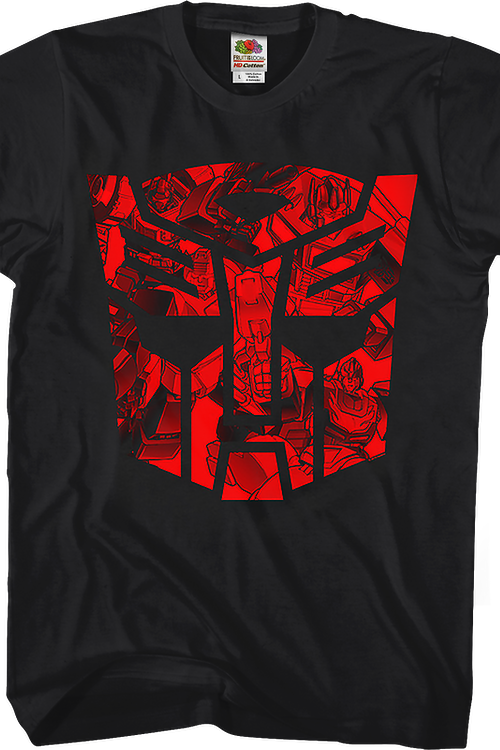 Autobot Logo Illustrations Transformers T-Shirt