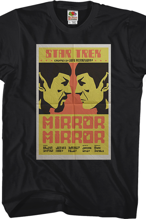 Mirror Mirror Star Trek T-Shirt