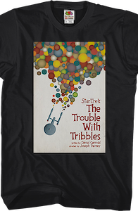 Trouble With Tribbles Star Trek T-Shirt
