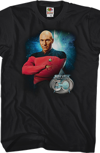 Picard 30th Anniversary Star Trek The Next Generation T-Shirt