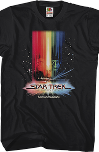 Star Trek The Motion Picture T-Shirt