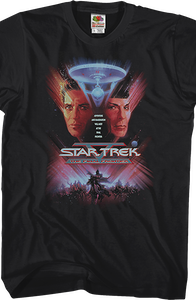 Final Frontier Star Trek T-Shirt