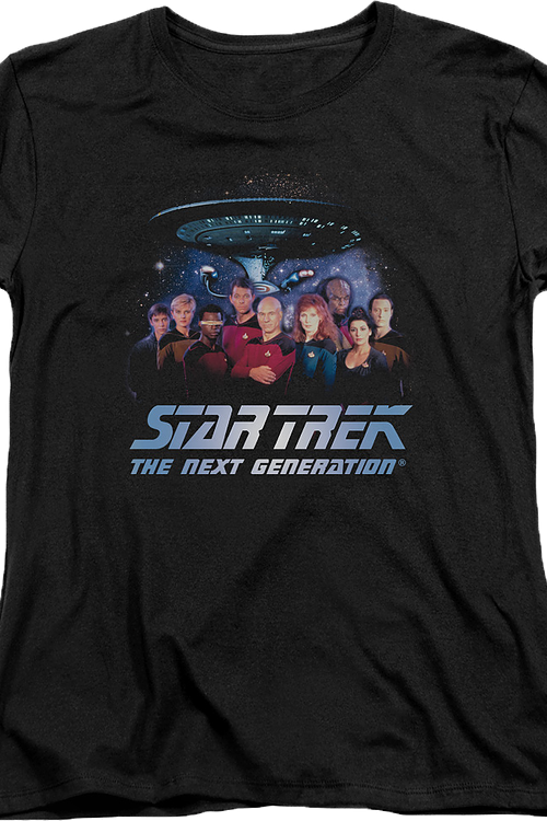 Womens Star Trek The Next Generation Shirt