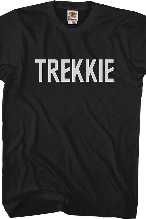 Trekkie Star Trek T-Shirt