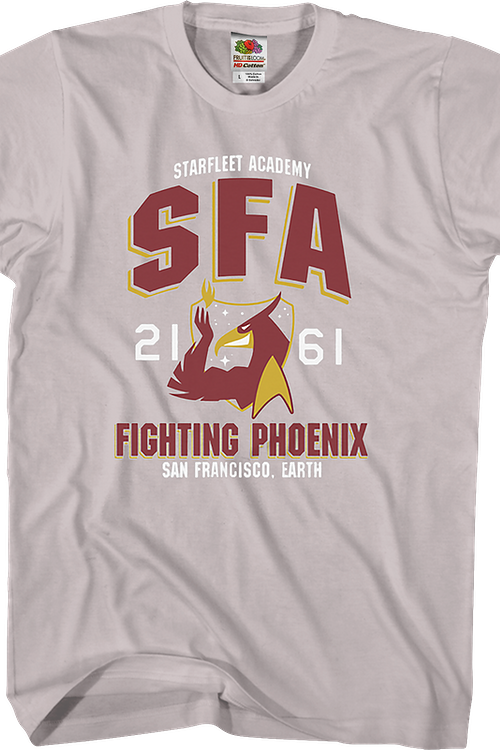 Fighting Phoenix Star Trek T-Shirt