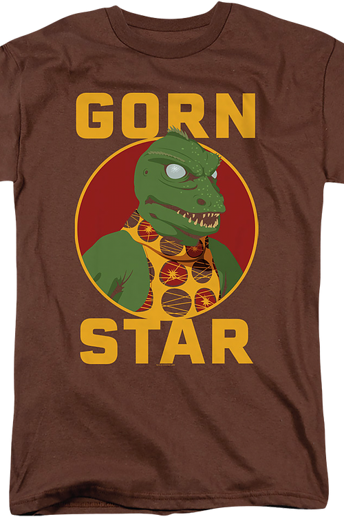 Star Trek Gorn Star Shirt