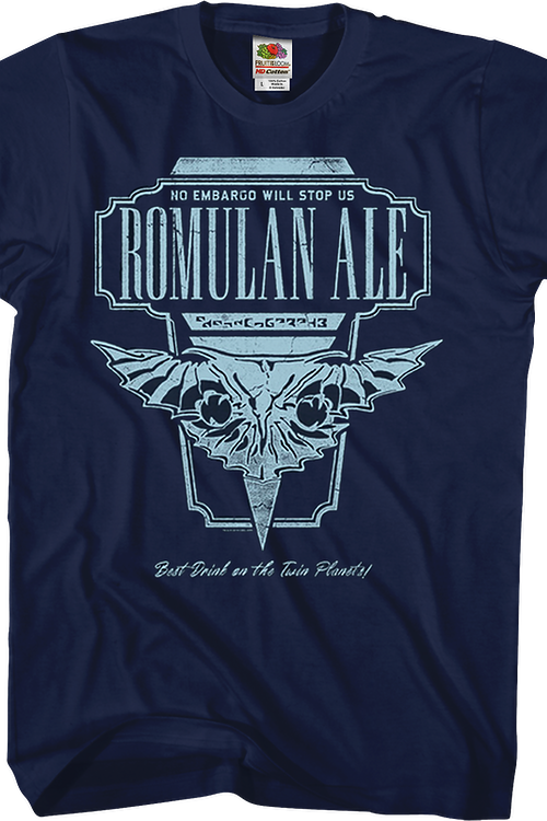 Romulan Ale Star Trek T-Shirt