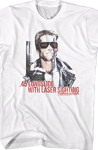 Laser Sighting Terminator Shirt