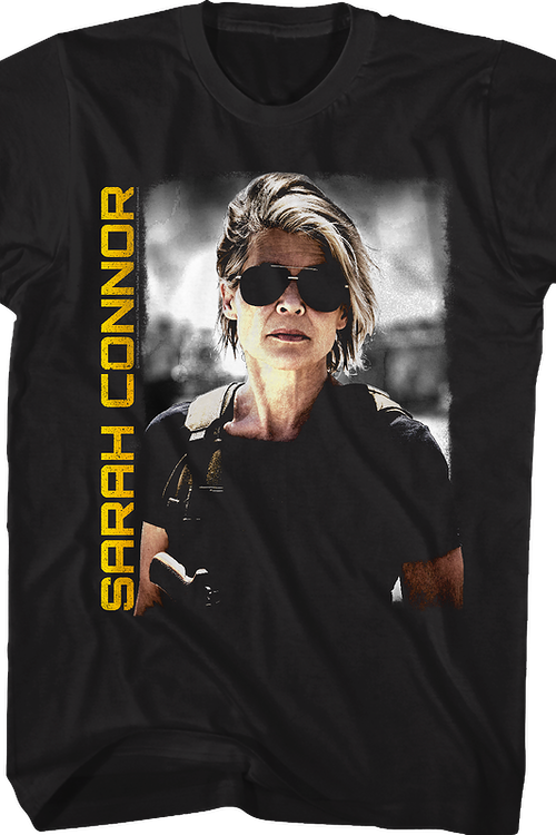 Sarah Connor Terminator Dark Fate T-Shirt