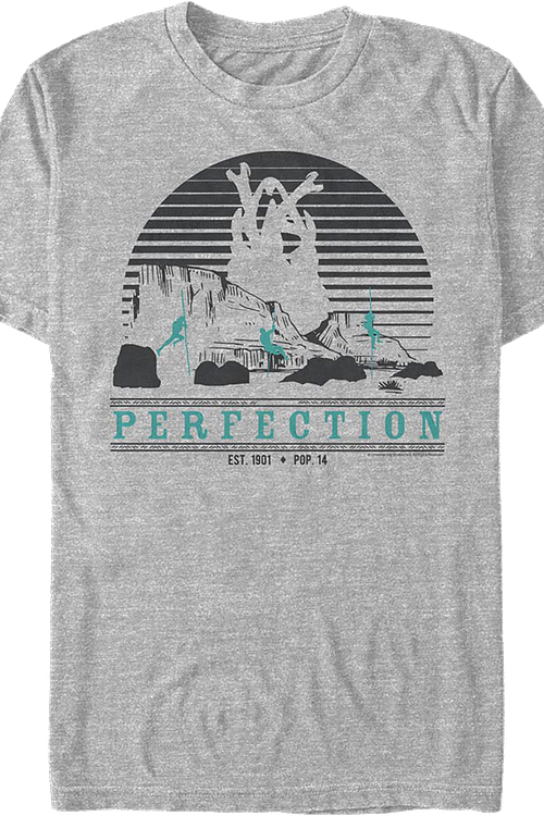 Perfection Tremors T-Shirt