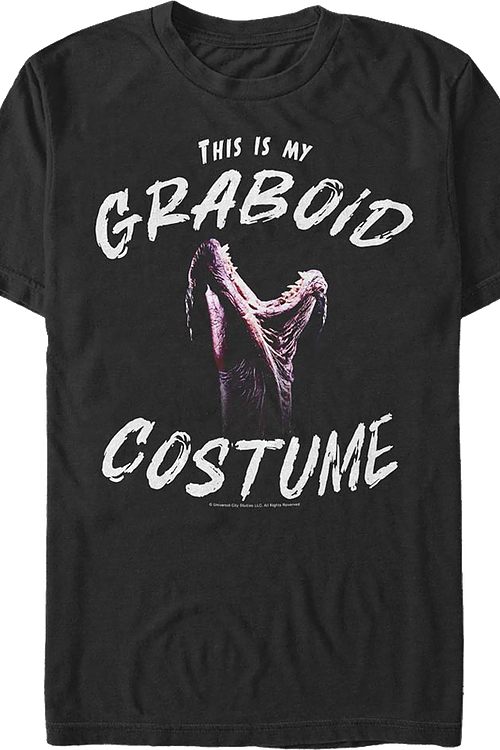 This Is My Graboid Costume Tremors T-Shirt