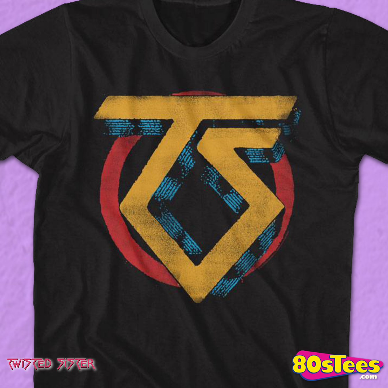 Smarties Vintage Logo Youth T-shirt
