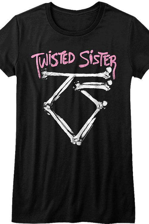 Ladies Logo Twisted Sister Shirt
