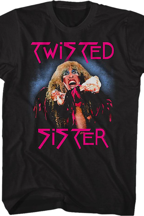 Stay Hungry Twisted Sister T-Shirt