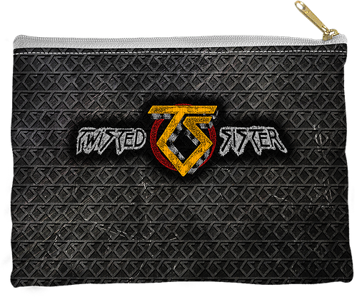 Twisted Sister Accessory Pouch