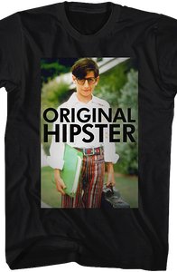 Original Hipster Wonder Years T-Shirt