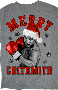 Merry Crithmith Mike Tyson T-Shirt