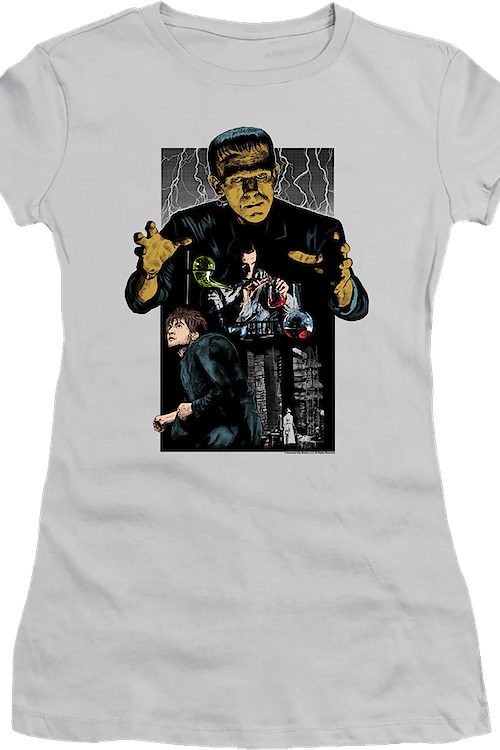 Junior Collage Frankenstein Shirt