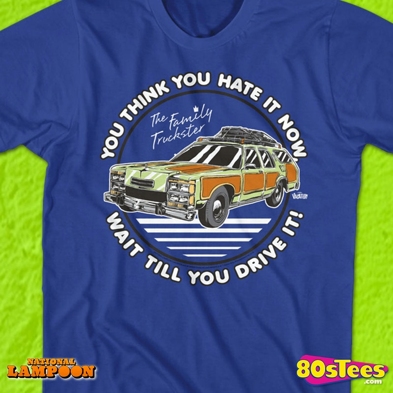 Family Truckster National Lampoon S Vacation T Shirt