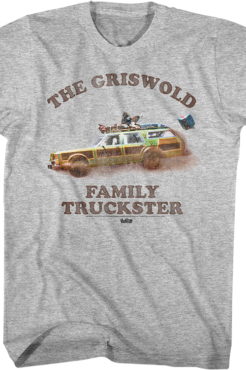 Griswold Family Truckster National Lampoon's Vacation T-Shirt