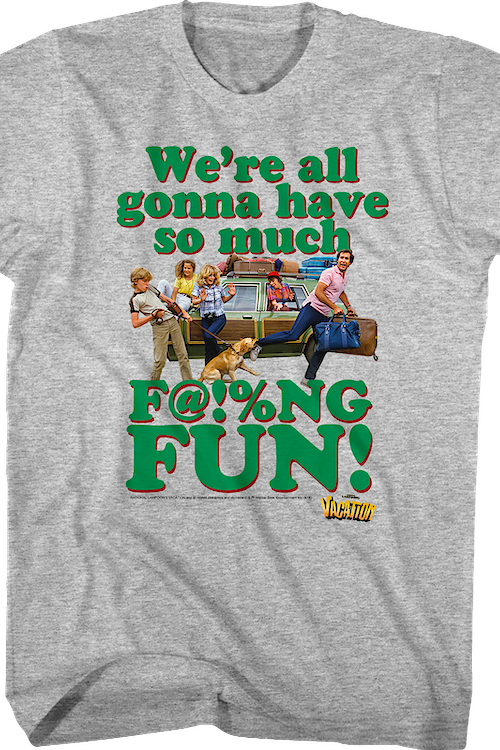 Fun National Lampoon's Vacation T-Shirt