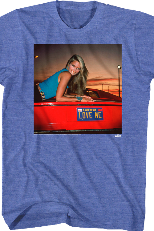 Christie Brinkley National Lampoon's Vacation T-Shirt