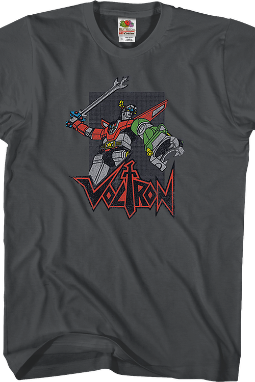 Voltron Roar Shirt