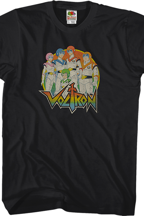 Group Picture Voltron T-Shirt