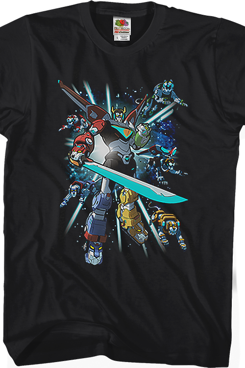 Legend of Voltron T-Shirt