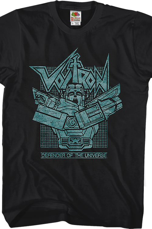 Arms Crossed Voltron T-Shirt
