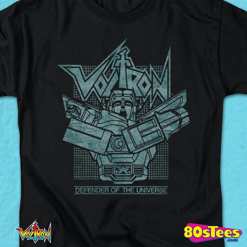 9cc671f6da4 Arms Crossed Voltron T-Shirt  Voltron Mens T-Shirt