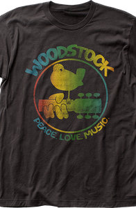 Woodstock Logo T-Shirt