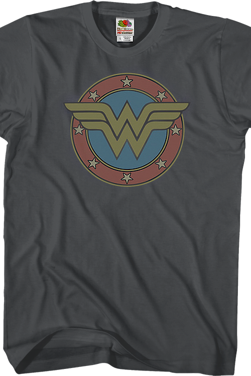 Classic Wonder Woman Logo T-Shirt