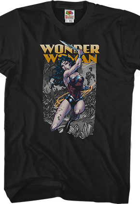 Jim Lee Wonder Woman T-Shirt