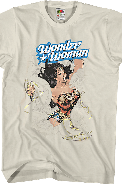 Terry Dodson Captured Wonder Woman T-Shirt