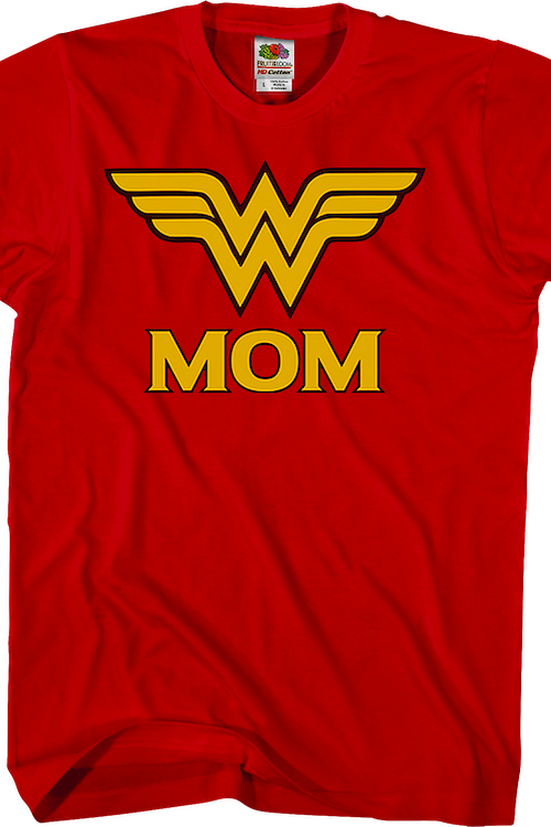 Wonder Woman Mother's Day T-Shirt