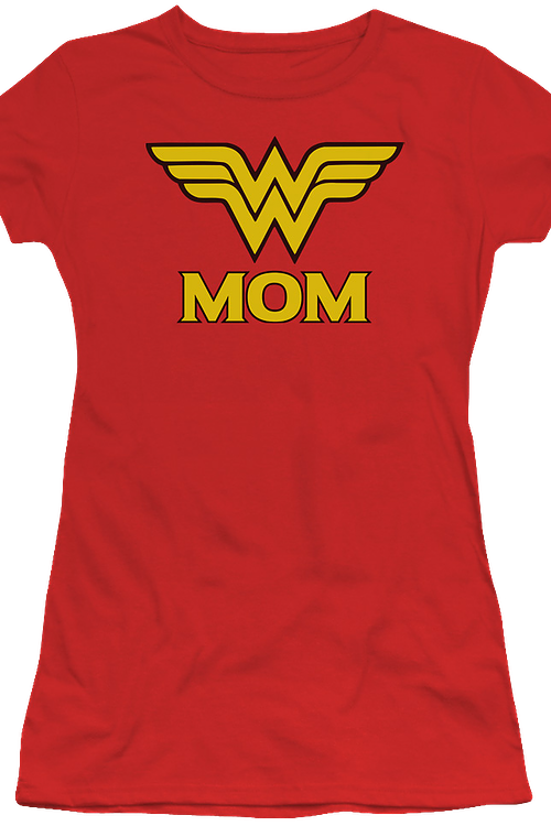 Junior Wonder Woman Mother's Day Shirt