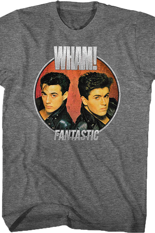 Fantastic Wham! Album Cover T-Shirt