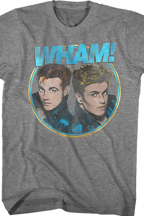 Wham Fantastic Circle T-Shirt