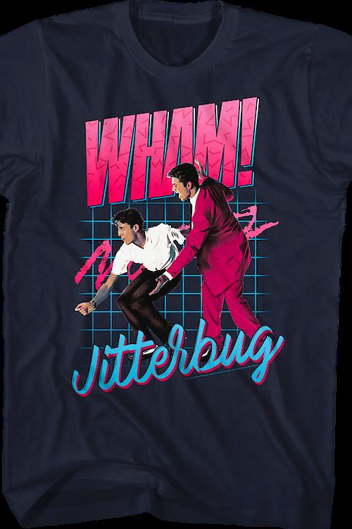 c2cd5f5f Jitterbug Wham T-Shirt Mens T Shirt