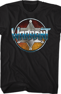 Logo Warrant T-Shirt
