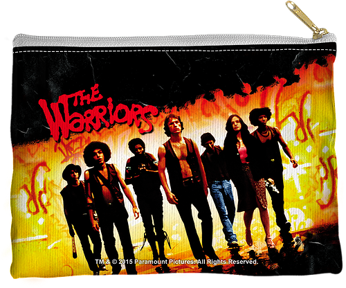 Warriors Accessory Pouch