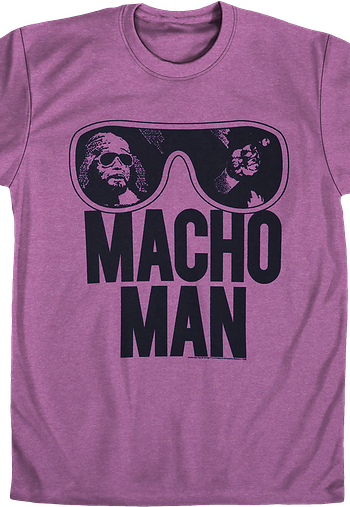 Macho Man Shirt
