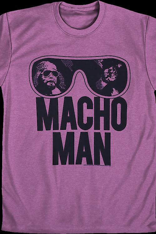 721b180ce Macho Man Randy Savage Sunglasses Men's T-Shirt: Oh Yeah!
