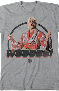 Wooooo Ric Flair T-Shirt