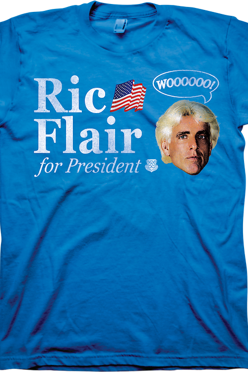 Ric Flair For President Shirt