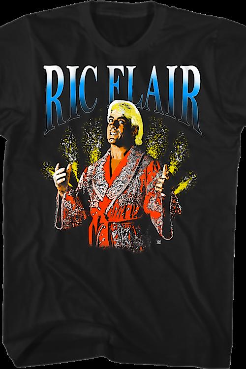 1d0cf7b90c73 Ric Flair T-Shirt: WWE Mens T-Shirt