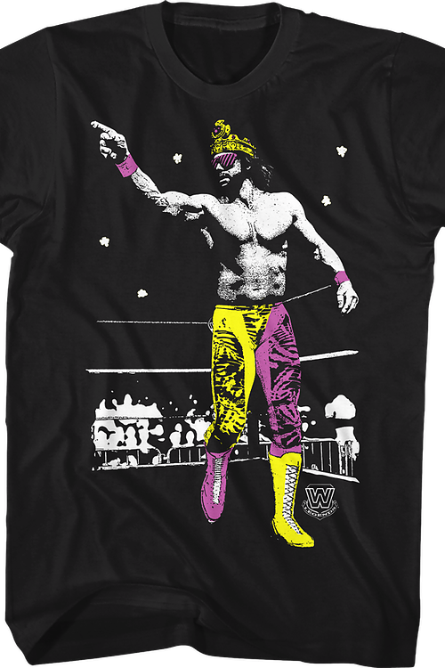 Macho King Randy Savage Shirt