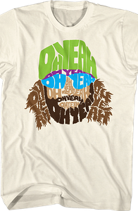 Oh Yeah Outline Macho Man Randy Savage T-Shirt